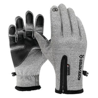 Waterproof & Windproof Cycling Gloves Full Finger