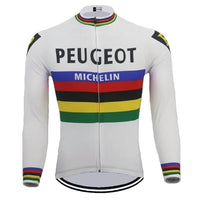 Peugeot cycling jersey world championship 1966