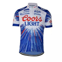 Vintage coors light cycling jersey