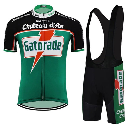 Gatorade cycling suit replica
