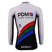 PDM team retro long sleeve jersey
