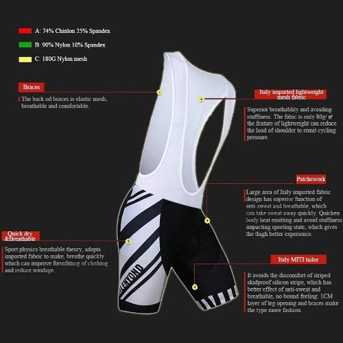 Siilenyond Cycling bib Short 2019