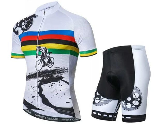 World champion pro cycling set