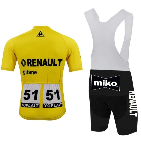 renault gitane cycling set 78