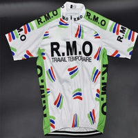 RMO retro cycling jersey