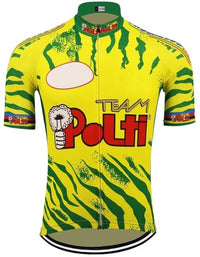 Team Polti cycling jersey