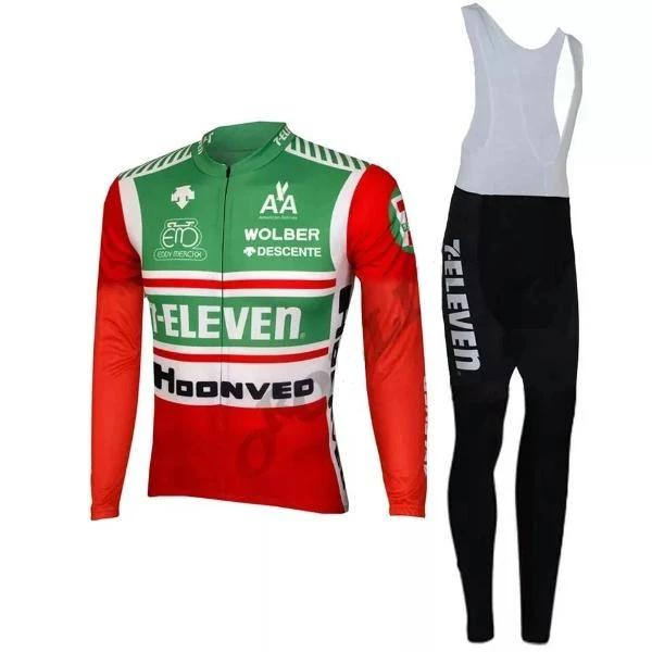 7-Eleven cycling set