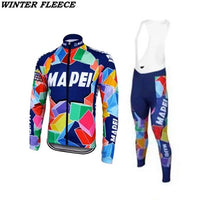 cycling set Mapei
