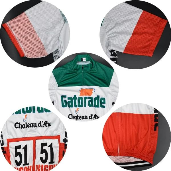 Gatorade Italia national team Cycling Race suit