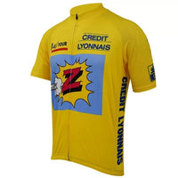 Greg Lemond Yellow Jersey Tour de France 1990 Team Z