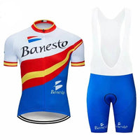 Banesto vintage cycling set 2000
