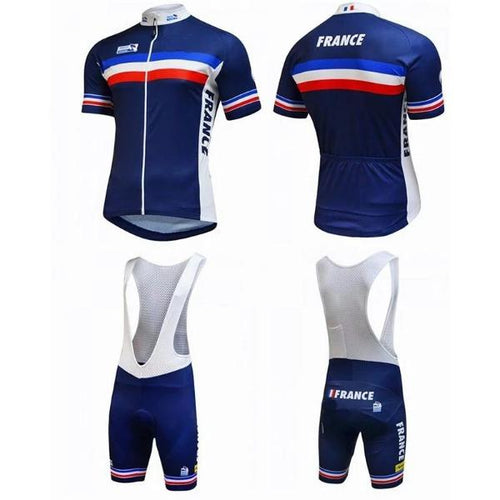 cycling french national team race suit