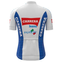 Carrera retro cycling jersey 1987