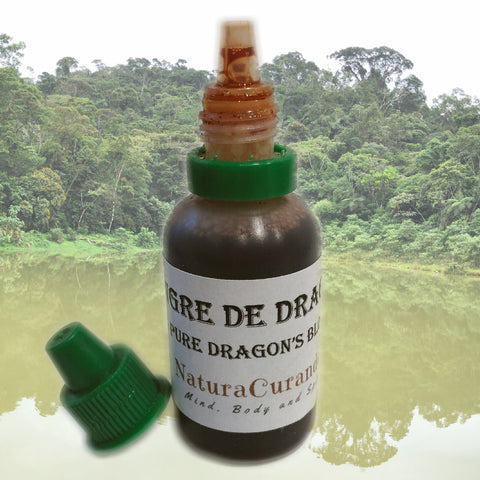 SANGRE DE DRAGO - 100% PURE DRAGON'S BLOOD - NaturaCurandera.com
