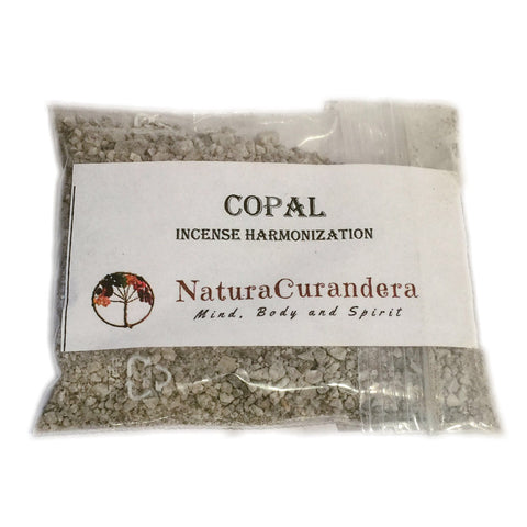 Copal Incense Natural - NaturaCurandera.com