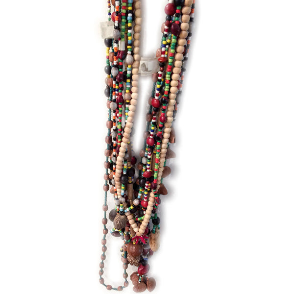 Shamanic Necklace - NaturaCurandera.com