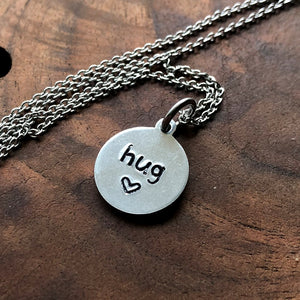 hug necklace