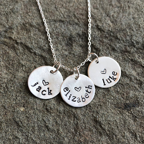 *personalized* name necklace