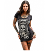 What type of womens skull clothing can you purchase right now?
