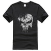 Image of The Punisher Skull T-shirt for Men