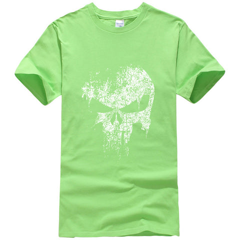 The Punisher Skull T-shirt for Men