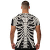 Image of 3D Skeleton Short Sleeves Shirt Men