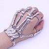 Image of Skeleton Bone Hand Finger Bracelets