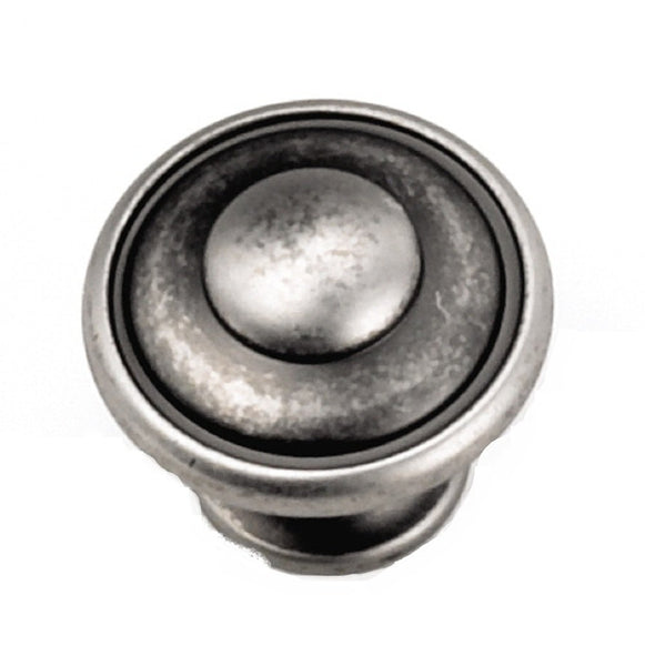 Button-Top Knob, Windsor Collection - Laurey