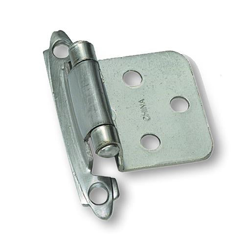 No Inset Self-Closing Hinge, Functional Hardware - Laurey