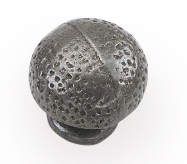 Hammered Knob, Classico Collection - Laurey