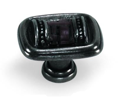 Two Tone Knob, Sirocco Collection - Laurey