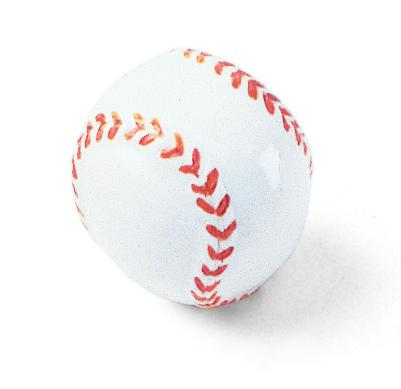 Baseball Knob, Whim-Z Collection - Laurey