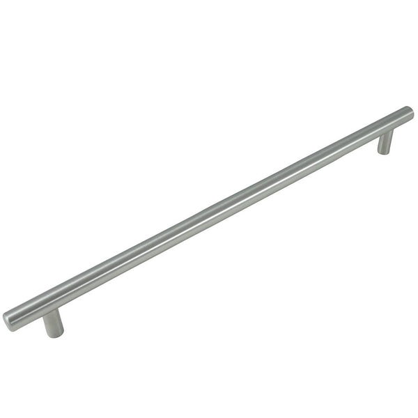 Plated Steel T-Bar Pull, Melrose Collection - Laurey