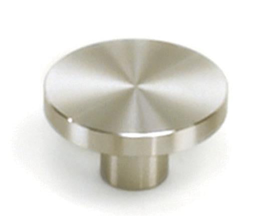 Large Flat Top Knob, Melrose Collection - Laurey