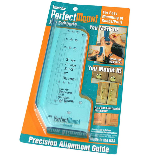 PerfectMount Jig for Cabinets - Laurey