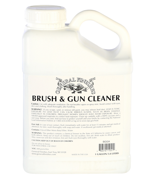 General Finishes Brush/Gun Cleaner, Cleaners & Supplies