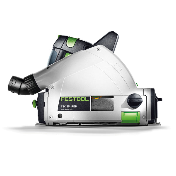 201394 TSC 55 REB 36V Plunge Cut Track Saw Basic (No Batteries/Charger) - Festool