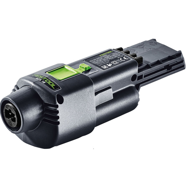 202502 Power Adapter ACA 100-120 18V ERGO for ETSC 125 - Festool