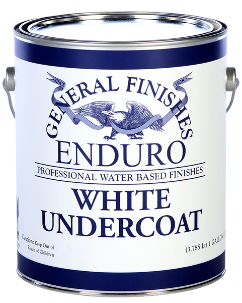 General Finishes White Water Based Primer