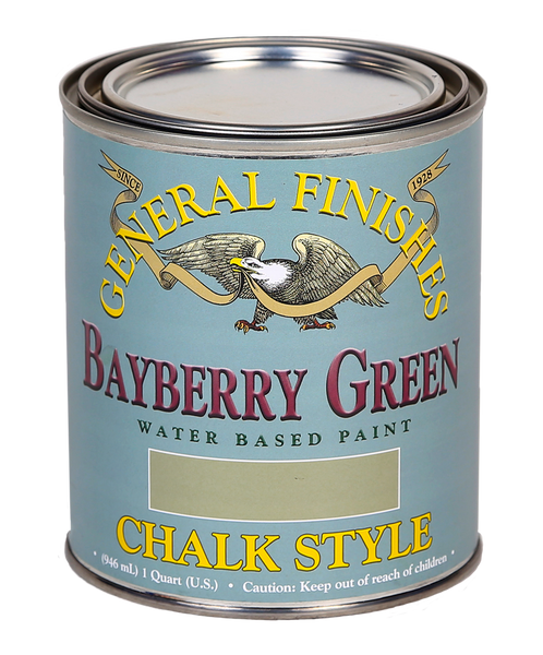 Water Based Chalk Style Paint, Specialty Coatings - General Finishes