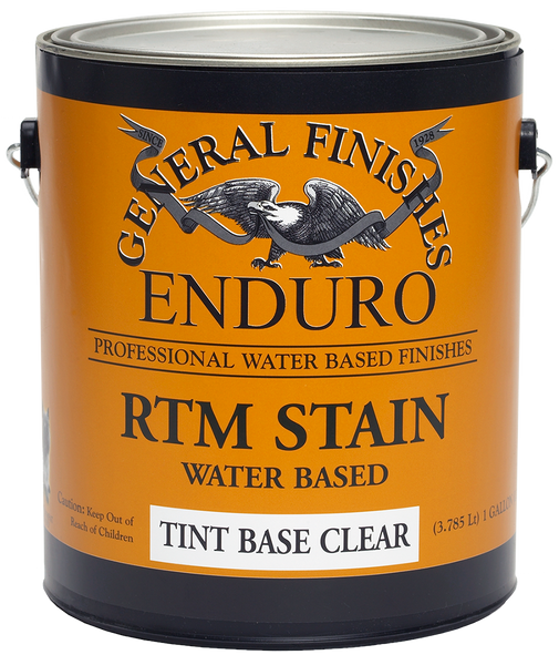 General Finishes Water Based Wiping Stain, Ready To Mix (RTM)