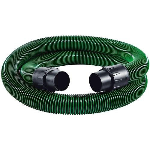 452888 Antistatic Suction Hose 50mm x 2.5m for CT 26/36/48 - Festool