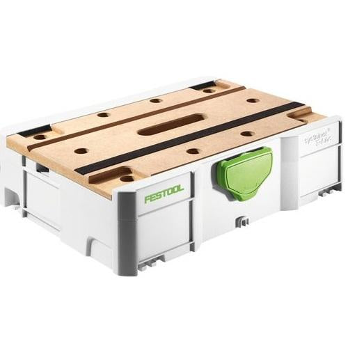 500076 SYS-MFT SYS 1 Tabletop Systainer - Festool