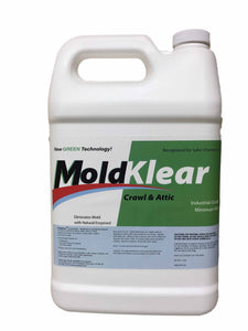 MoldKlear® Crawl & Attic Mold Remover