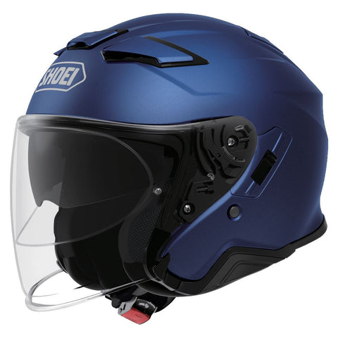 Shoei J-Cruise 2 Special Order Motorcycle Helmet Matt/Blue