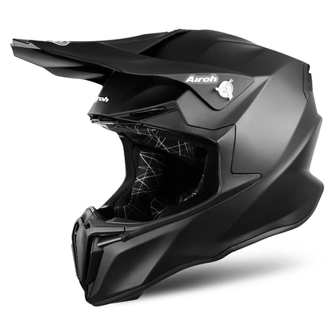 Airoh Twist 2.0 Motocross & ATV Helmet Matt Black