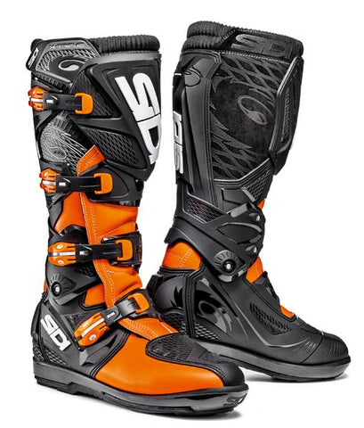Sidi X3-Xtreme SRS Orange Fluo/Black Boots CE