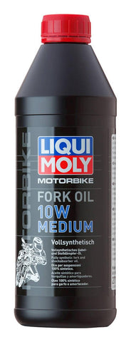 Liqui Moly Medium Fork Oil 10W - 1 Ltr