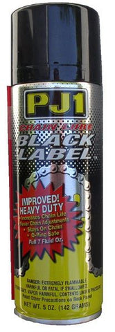 PJ1 Chain Lube 1-20 Black Label
