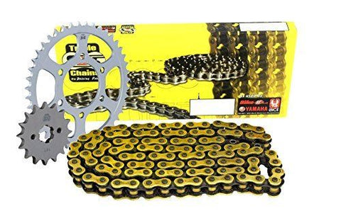 Aprilia RS4 125 Chain and Sprocket Kit Triple S O-Ring
